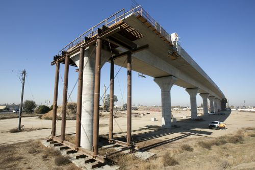 Trump administration trying to claw back California high-speed rail money