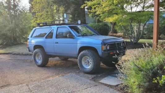 At $6,000, Could This Modded 1988 Nissan Pathfinder Show You The Way?