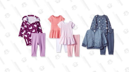 Stock Up on Baby Clothes With This Gold Box Sale