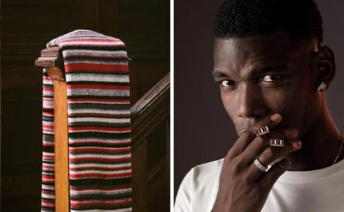 Manchester United and Paul Smith launch accessories