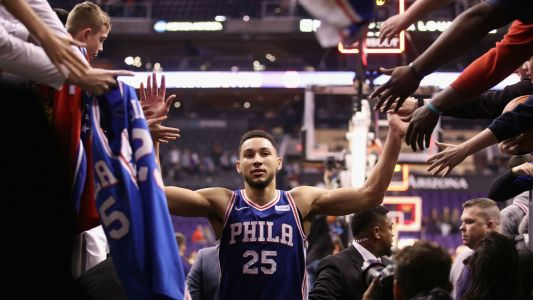 Do you realize how hot 76ers, Flyers are since Eagles won Super Bowl?
