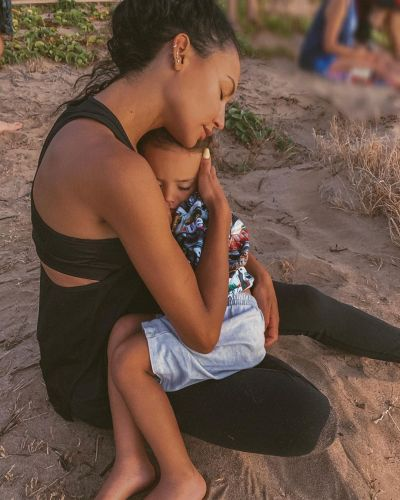 Naya Rivera and Her Son Josey Have the Sweetest Bond - See Their Cutest Moments