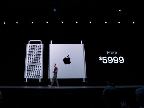 Apple is reportedly asking the Trump administration not to impose tariffs on parts for the new Mac Pro