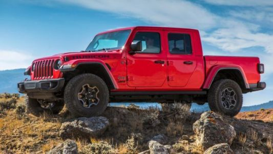 The New 442 LB-FT 2021 Jeep Gladiator Diesel Is Engineered For Low And Slow
