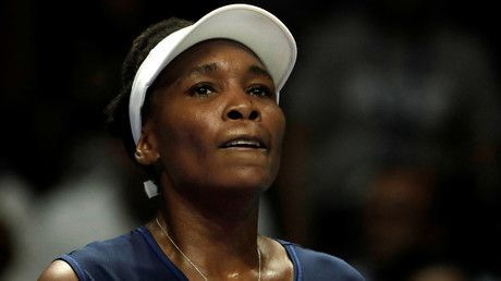 Venus Williams cleared of wrongdoing over fatal car crash