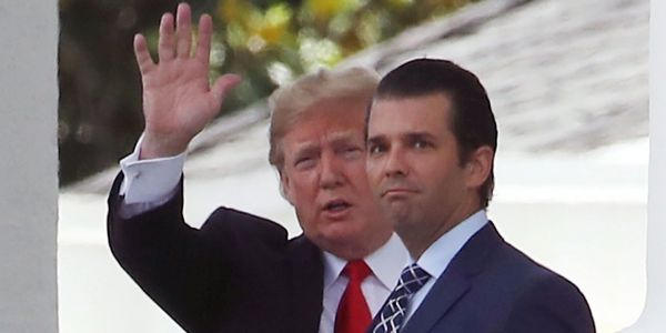 Donald Trump Jr. leaves the door open for a possible run for office of his own: 'I'm never going to rule anything out'