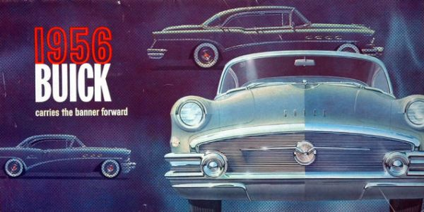The 1956 Buick Color Lineup Is Putting Us To Shame