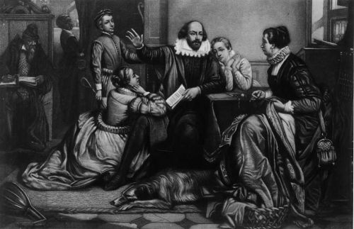 Today in History for April 23: William Shakespeare born on this day in 1564, died on same day 52 years later