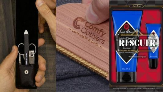 The Grooming Stocking Stuffers That Guys Really Want
