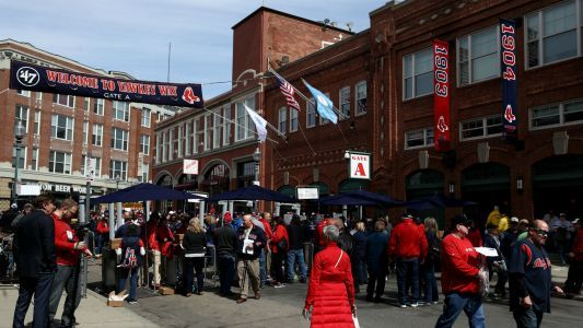 Boston officials approve renaming Yawkey Way outside Fenway Park
