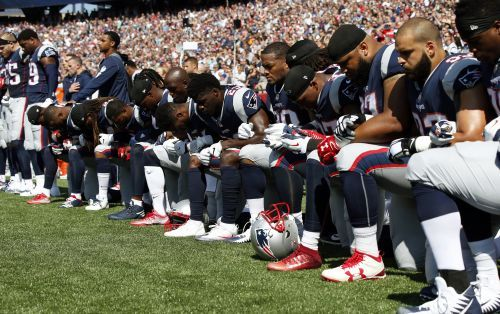 'This is not patriotism.' Former New England Patriot rips NFL's new anthem policy
