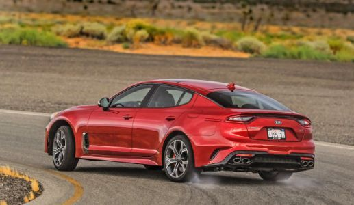 The 2022 Kia Stinger Gets Bumped Up To 300 HP