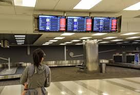 Charleston airport closed down post Dorian, 900 flights cancelled