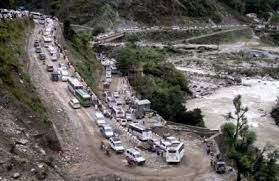 Torrential rains, landslides hit Himachal tourism hard