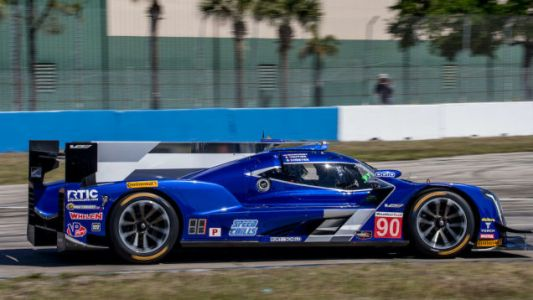 This Year's 12 Hours Of Sebring Pole Sitter Also Set A New Lap Record