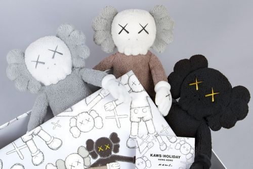 KAWS Reveals Commemorative 'KAWS:HOLIDAY' Plushes