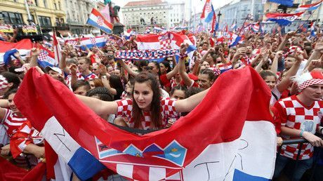 Croatia team given heroes' welcome on return to Zagreb after historic World Cup run