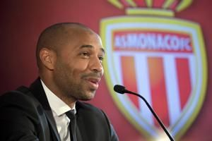 France great Henry set for coaching debut with Monaco