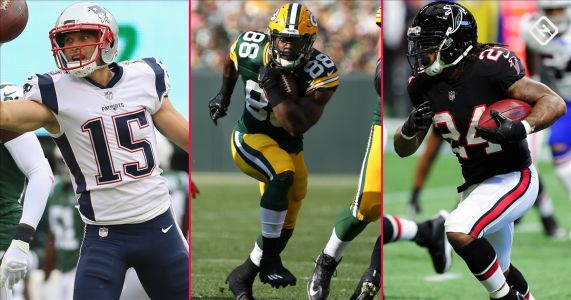 Fantasy Football Injury Updates: Chris Hogan, Ty Montgomery, Devonta Freeman lead Week 11 worries