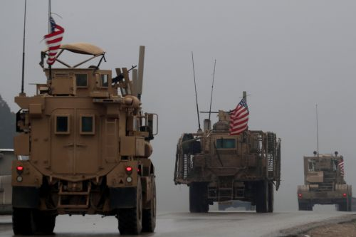 The US is preparing to pull its remaining 1,000 troops out of northern Syria as the Turkish offensive against the Kurds moves forward