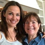 Jennifer Garner Is Sharing a Yummy Family Recipe on Ina Garten's Thanksgiving Special