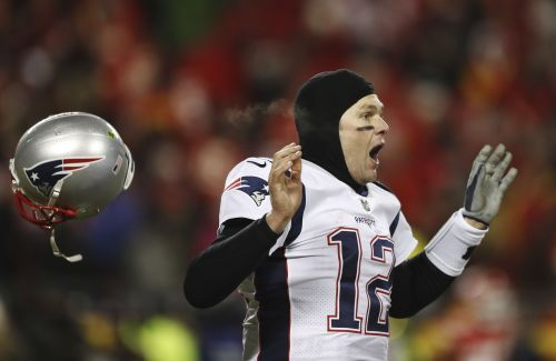 Astounding overtime win sends Patriots to third consecutive Super Bowl