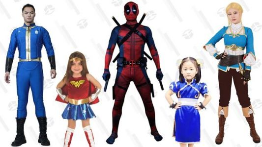 The Best Places to Buy Halloween Costumes Online That Don't Suck