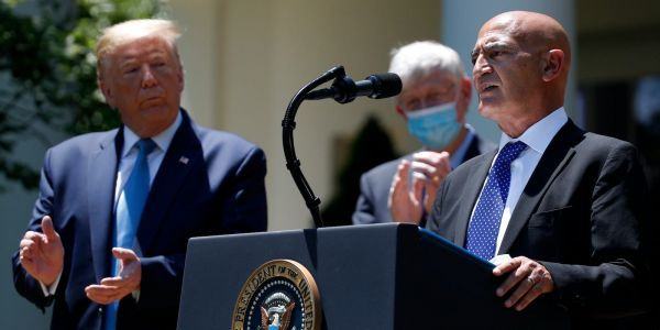 Here are the 5 coronavirus vaccine programs that the Trump administration is reportedly prioritizing