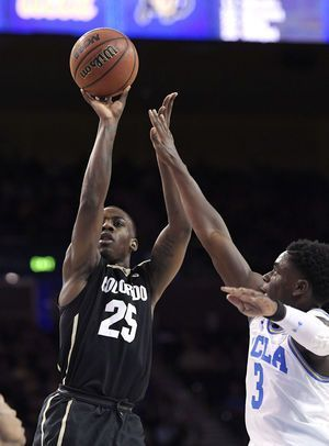 King's 26 points spark Colorado past UCLA 68-59