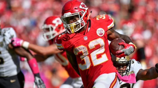 Fantasy Football Injury Updates: Is Spencer Ware playing Thursday night?