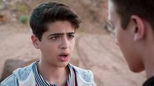 'Andi Mack' Star Perfectly Responds To Claim His Gay Character Is 'Poor Choice' For Kids
