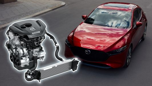 Here's How The 250 HP Mazda 3 Turbo Stacks Up To Other Hot Hatches