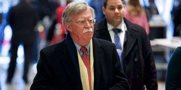 'All sticks, no carrots': John Bolton is stepping into the latest crisis in Syria, and his relationship with Trump may be put to the test