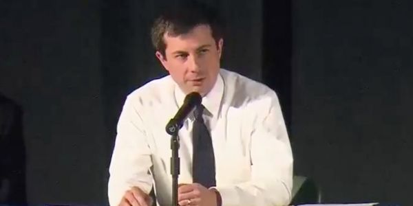 Pete Buttigieg faced angry residents at tense town hall meeting over police shooting