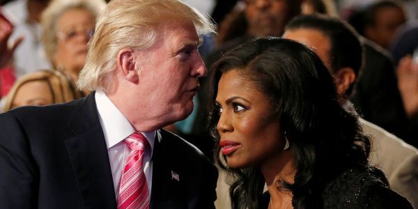 Omarosa Manigault admits that her startling remarks about Trump's enemies 'was stupid'