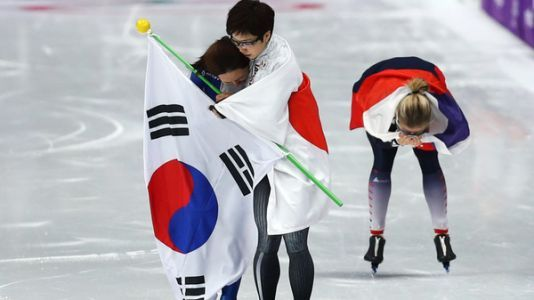 Rivals Japan & South Korea Face Off At Olympics Amid Chilly Ties