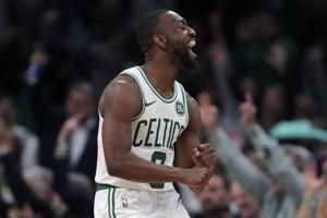 Walker gets hot late, scores 29 as Celtics beat Mavs 116-106