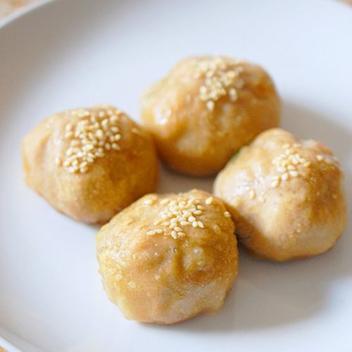 Chinese pepper buns