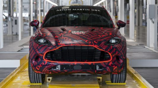 Aston Martin Thinks It Knows 'What Women Want'