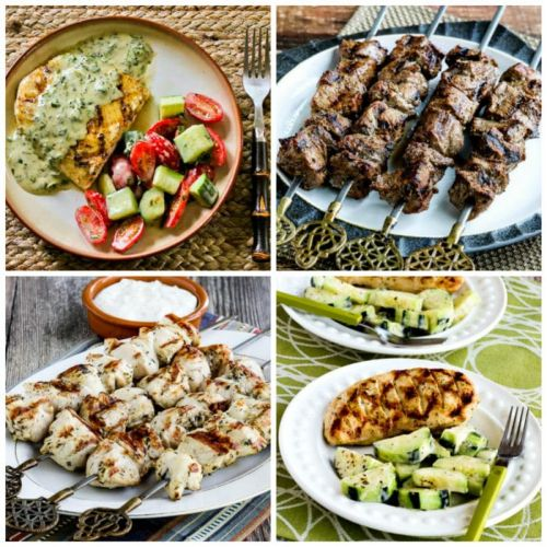 Favorite Low-Carb and Keto Grilling Recipes