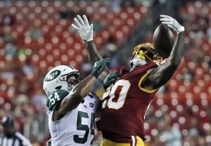 Adrian Peterson brings big name, but Redskins still like their RBs