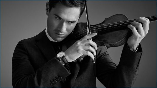 Charlie Siem Dons Jaeger-LeCoultre Watches for Mr Porter