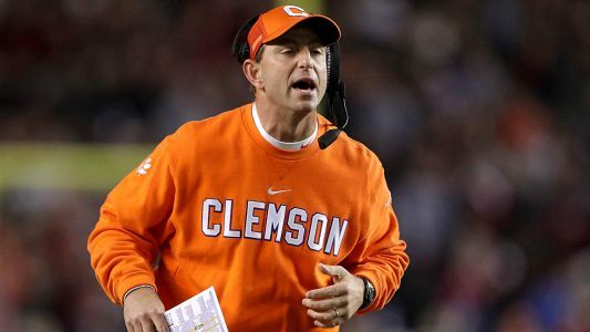 Dabo Swinney says Clemson may have given suspended players banned substance by mistake
