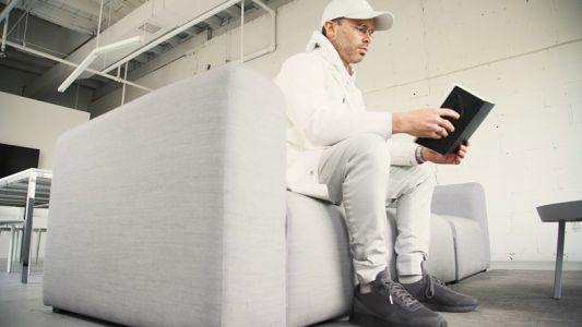 Things you didn't know about Daniel Arsham's latest film