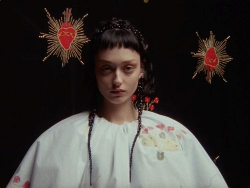 """Simone Rocha: """"I Find Beauty in the Darkness, the Unsettling"""""""