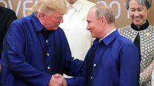 Vladimir Putin Has Trump Right Where He Wants Him