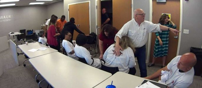Israeli EMTs train Milwaukee faith groups to deal with mass casualty events