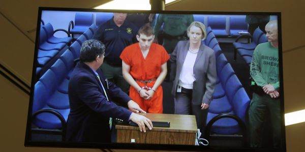 The Florida school shooter talked about killing Mexicans, gays, and black people in private group chat