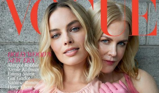 Hey, Quick Question: What's Up With This British 'Vogue' Coverline?