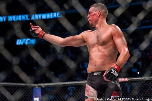 So now Nate Diaz wants in on this renewed Khabib vs. Conor McGregor beef?